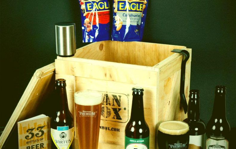 Regala MANBOX.COM Cerveza Artesana Premium