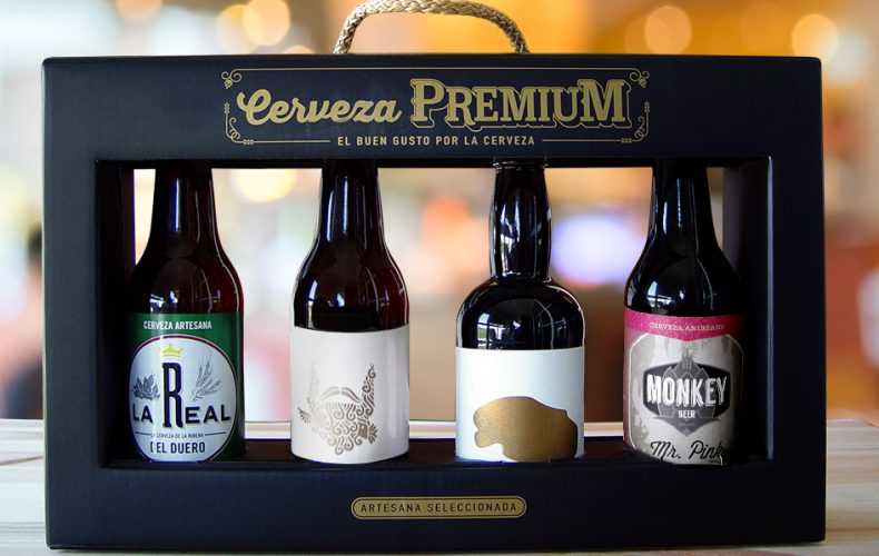 Estuche de cervezas Premium Top Ventas en El regalador