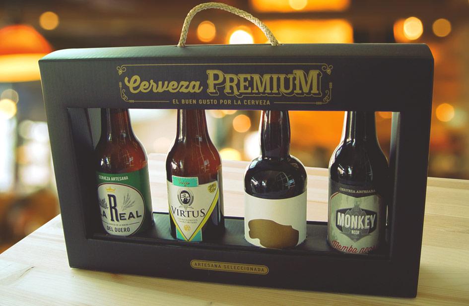 Estuche Regalo Cervezas Premium