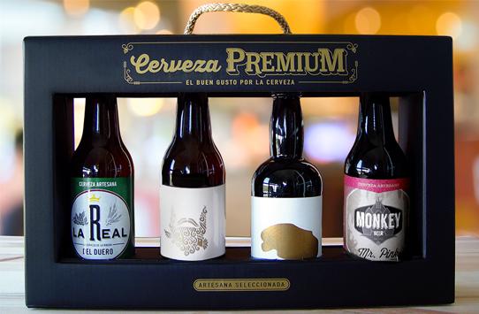 Pack regalo cervezas artesanas