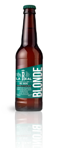 BOTELLA LA REAL BLONDE