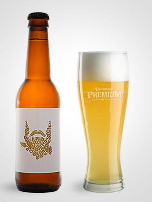 Cerveza Sanfrutos Trigo