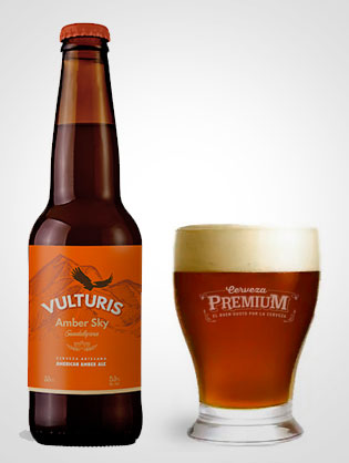 Vulturis Amber Ale