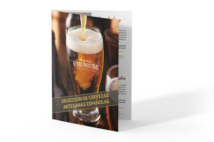 cartas de cerveza