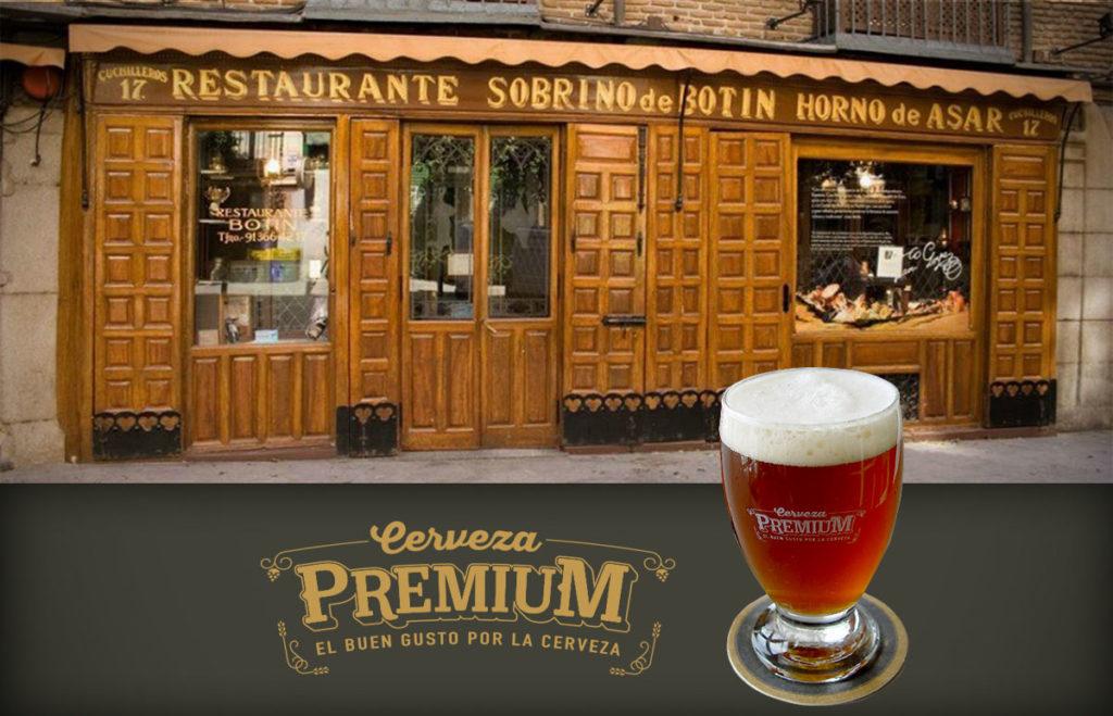 Restaurante_Botin_Cerveza_Premium