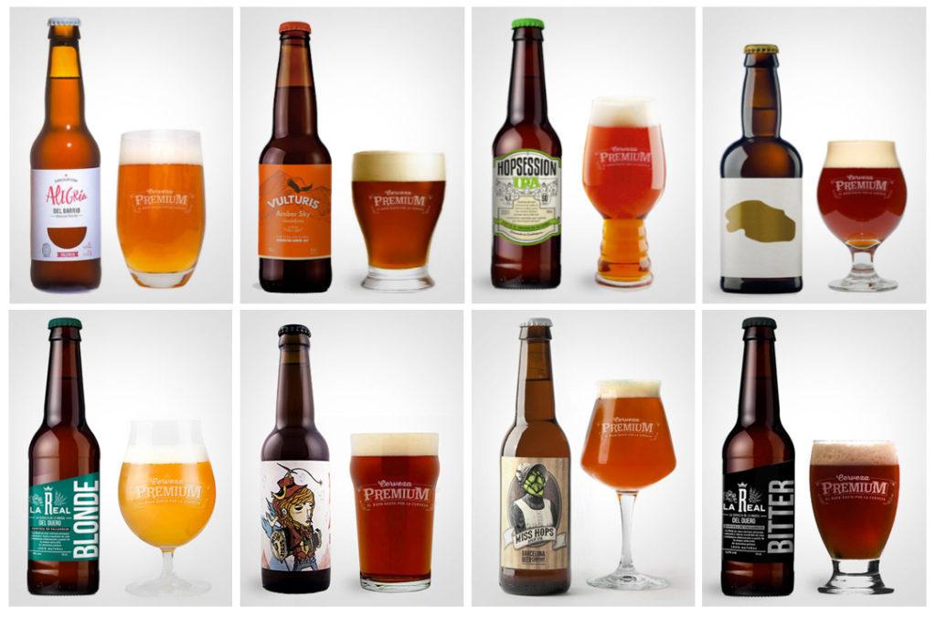 cervezas artesanas 2019