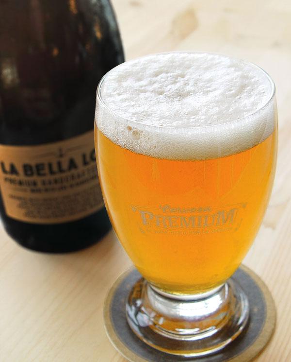 La Bella Lola Mediterranean Pale Ale