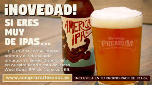 Cerveza American IPA cervezas 69